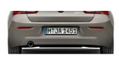سپر عقب بی ام و سری 1 سال های 2011 تا 2015 (اورجینال) - 51127293557
