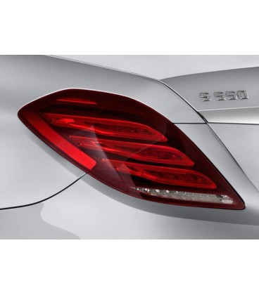 چراغ عقب سمت چپ مرسدس بنز کلاس S سال های 2013 تا 2015 (اورجینال) - A2229065401