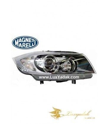 چراغ زنون جلو سمت چپ بی ام و (مگنت مارلی) سری 3 سال های 2004 تا 2008 - 63117161667