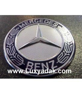 آرم روی درب موتور مرسدس بنز SL500 سال های 2005 تا 2011 (اورجینال) - A2078170316
