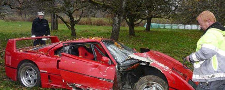 25 تصادف فاجعه بار خودرو های سوپرلوکس