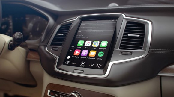 اپل car play چیست و چگونه گوشی آیفون خود را به اپل carplay وصل کنیم.