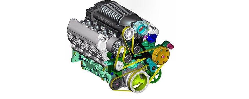 نقش سوپرشارژرها در افزایش قدرت موتور