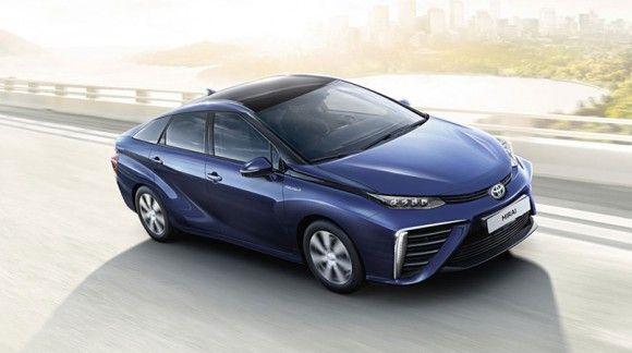 یک خودروی هیدروژنی چگونه عمل می کند