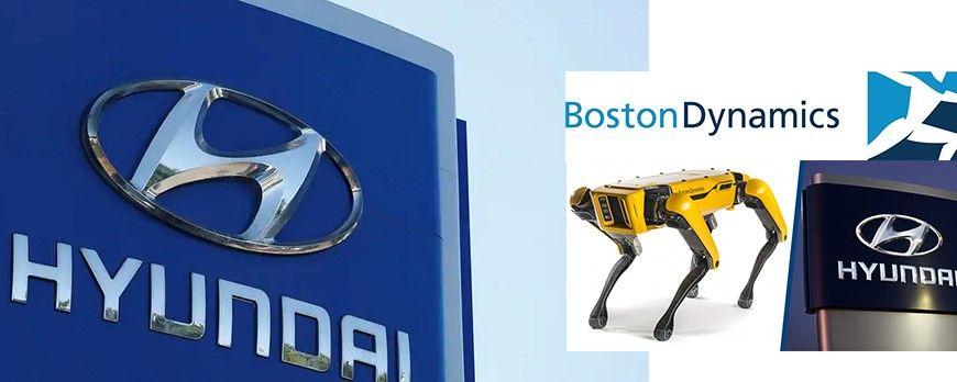 هیوندای مالک جدید شرکت بوستون روباتیکس آمریکا