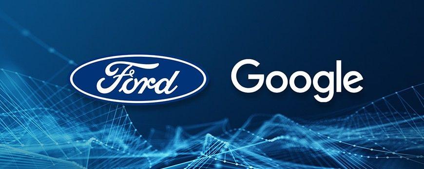 همکاری فورد و گوگل , سرتیتر اخبار روز خودرو